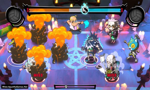 Super Dodgeball Beats Screenshot 3, Full Version, PC Game, Download Free