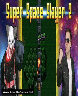 Super Space Slayer 2 Cover, Poster, Full Version, PC Game, Download Free