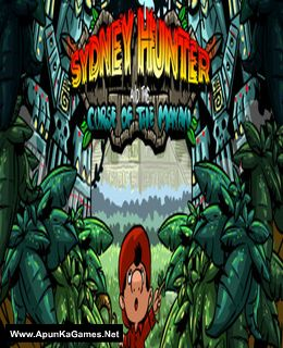 Sydney Hunter and the Curse of the Mayan Cover, Poster, Full Version, PC Game, Download Free