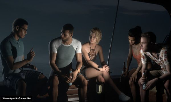 The Dark Pictures: Man of Medan Screenshot 1, Full Version, PC Game, Download Free