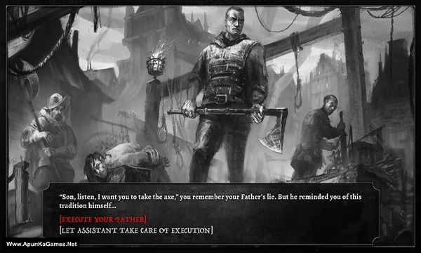 The Executioner Screenshot 1, Full Version, PC Game, Download Free