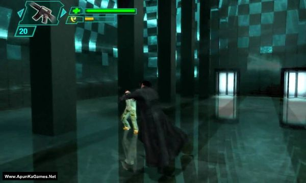 The Matrix: Path of Neo Screenshot 3, Full Version, PC Game, Download Free