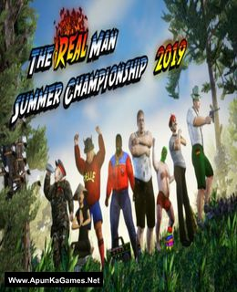 The Real Man Summer Championship 2019 Cover, Poster, Full Version, PC Game, Download Free