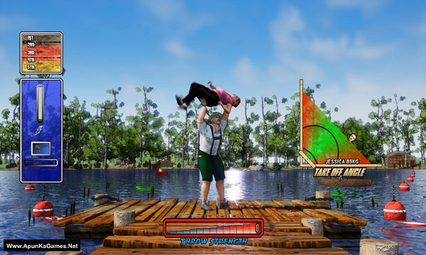 The Real Man Summer Championship 2019 Screenshot 2, Full Version, PC Game, Download Free