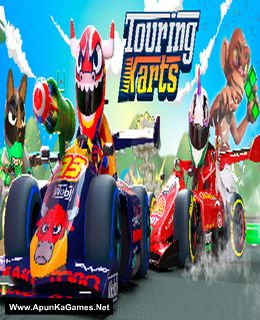 Touring Karts Cover, Poster, Full Version, PC Game, Download Free