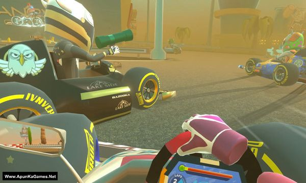 Touring Karts Screenshot 3, Full Version, PC Game, Download Free
