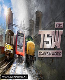 Train Sim World Cover, Poster, Full Version, PC Game, Download Free