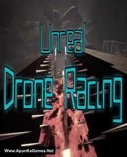 Unreal Drone Racing Cover, Poster, Full Version, PC Game, Download Free