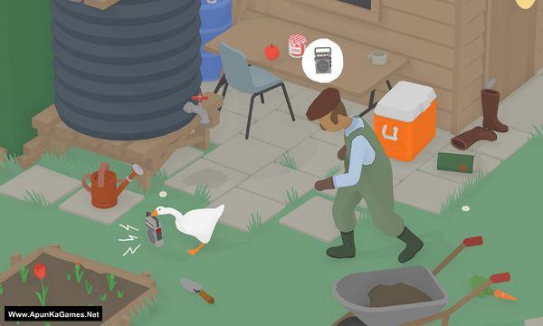 Untitled Goose Game Screenshot 1, Full Version, PC Game, Download Free