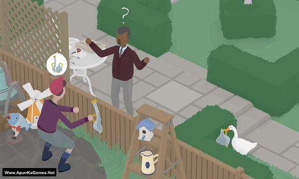 Untitled Goose Game Screenshot 3, Full Version, PC Game, Download Free