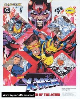 X-Men: Children of the Atom Cover, Poster, Full Version, PC Game, Download Free