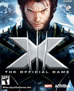X-Men: The Official Game Cover, Poster, Full Version, PC Game, Download Free