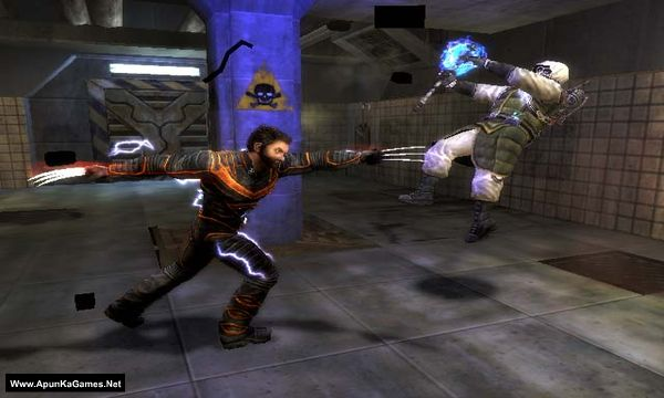 X-Men: The Official Game Screenshot 3, Full Version, PC Game, Download Free