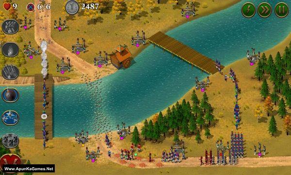 1812: Napoleon Wars Screenshot 1, Full Version, PC Game, Download Free