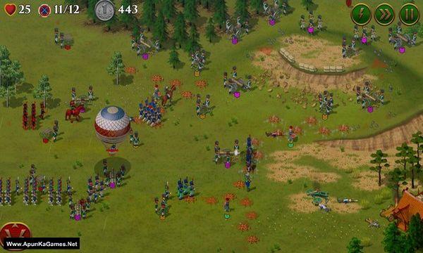 1812: Napoleon Wars Screenshot 2, Full Version, PC Game, Download Free
