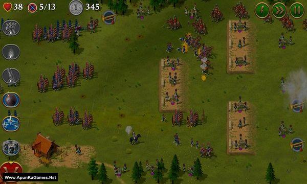1812: Napoleon Wars Screenshot 3, Full Version, PC Game, Download Free