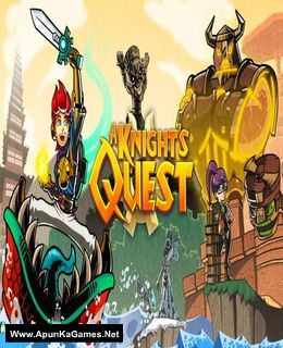 A Knight's Quest Cover, Poster, Full Version, PC Game, Download Free