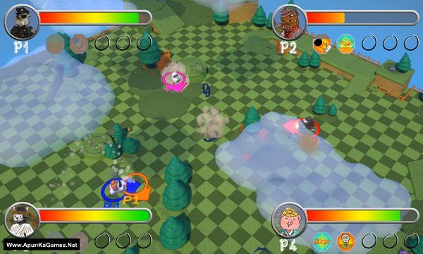 A-Vroom! Screenshot 2, Full Version, PC Game, Download Free