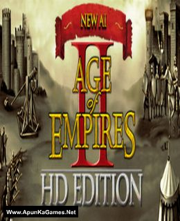Age of Empires II HD Edition Cover, Poster, Full Version, PC Game, Download Free