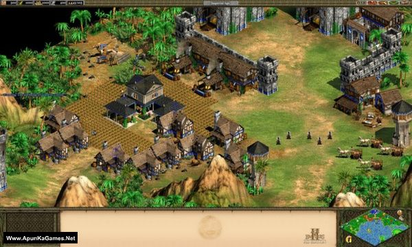 Age of Empires II HD Edition Screenshot 1, Full Version, PC Game, Download Free
