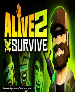 Alive 2 Survive: Tales from the Zombie Apocalypse Cover, Poster, Full Version, PC Game, Download Free