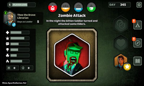 Alive 2 Survive: Tales from the Zombie Apocalypse Screenshot 1, Full Version, PC Game, Download Free