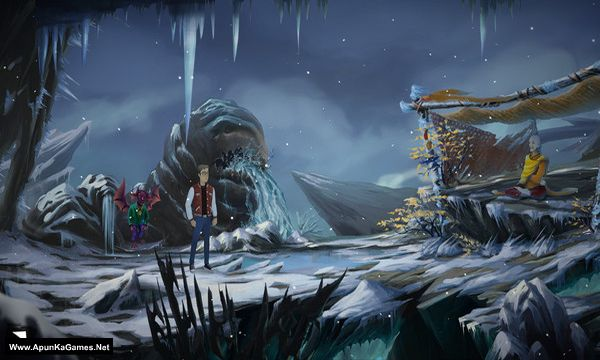 Angelo and Deemon: One Hell of a Quest Screenshot 3, Full Version, PC Game, Download Free