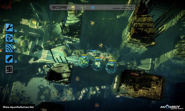 Anomaly: Warzone Earth Screenshot 1, Full Version, PC Game, Download Free