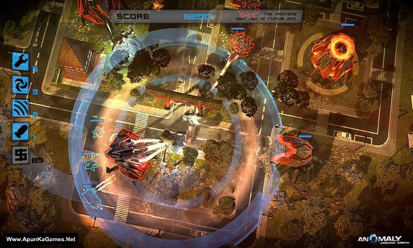 Anomaly: Warzone Earth Screenshot 3, Full Version, PC Game, Download Free