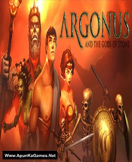 Argonus and the Gods of Stone Cover, Poster, Full Version, PC Game, Download Free