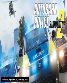 Autobahn Police Simulator 2 Cover, Poster, Full Version, PC Game, Download Free