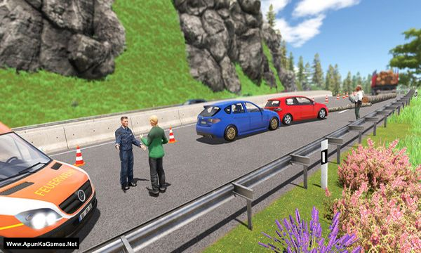 Autobahn Police Simulator 2 Screenshot 2, Full Version, PC Game, Download Free