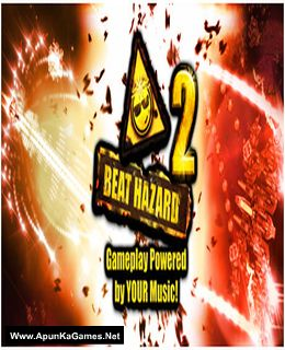 Beat Hazard 2 Cover, Poster, Full Version, PC Game, Download Free