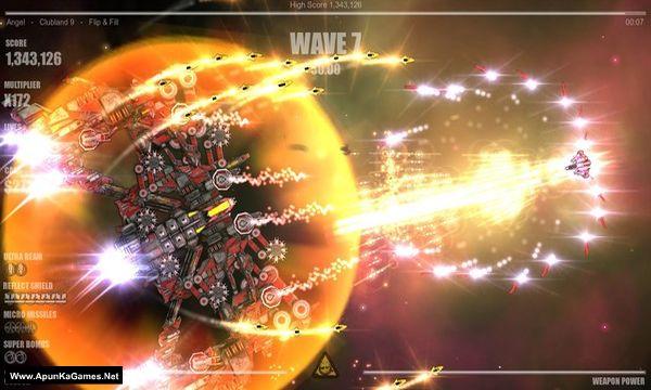 Beat Hazard 2 Screenshot 1, Full Version, PC Game, Download Free