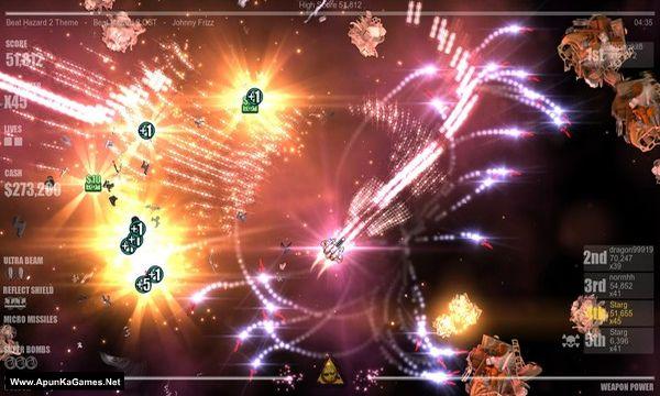 Beat Hazard 2 Screenshot 3, Full Version, PC Game, Download Free