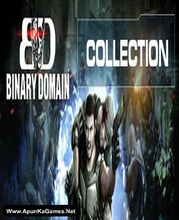 Binary Domain Cover, Poster, Full Version, PC Game, Download Free
