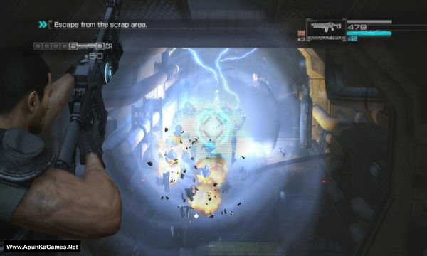 Binary Domain Screenshot 2, Full Version, PC Game, Download Free