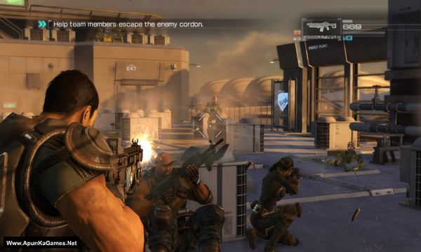 Binary Domain Screenshot 3, Full Version, PC Game, Download Free