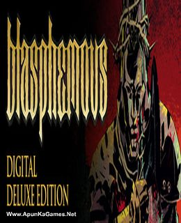 Blasphemous Digital Deluxe Edition Cover, Poster, Full Version, PC Game, Download Free