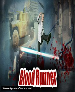 Blood Runner Cover, Poster, Full Version, PC Game, Download Free