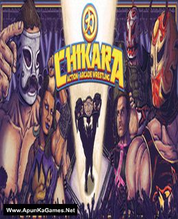 Chikara: Action Arcade Wrestling Cover, Poster, Full Version, PC Game, Download Free