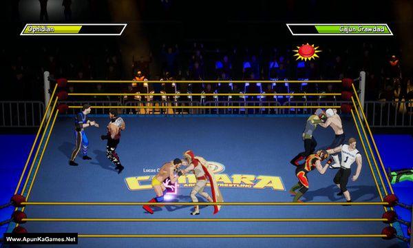 Chikara: Action Arcade Wrestling Screenshot 3, Full Version, PC Game, Download Free