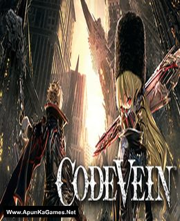 Code Vein Cover, Poster, Full Version, PC Game, Download Free