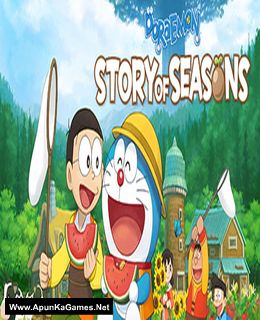 Doraemon Story of Seasons Cover, Poster, Full Version, PC Game, Download Free