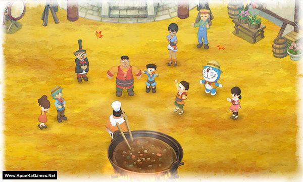Doraemon Story of Seasons Screenshot 3, Full Version, PC Game, Download Free