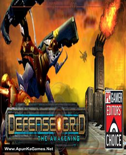 Defense Grid: The Awakening Cover, Poster, Full Version, PC Game, Download Free