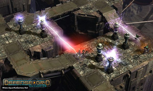 Defense Grid: The Awakening Screenshot 1, Full Version, PC Game, Download Free