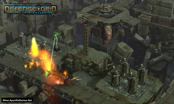Defense Grid: The Awakening Screenshot 3, Full Version, PC Game, Download Free