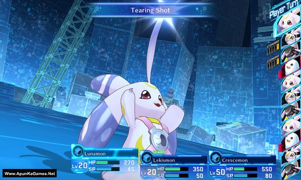 Digimon Story Cyber Sleuth: Complete Edition Screenshot 1, Full Version, PC Game, Download Free
