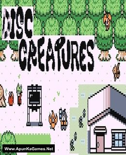 Disc Creatures Cover, Poster, Full Version, PC Game, Download Free